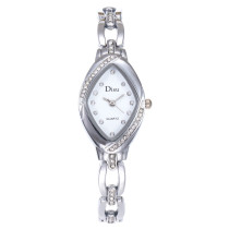 Women's Bracelet Watch, Women Watches Ladies Rhinestone Steel Women's Bracelet Wrist Watches, Female Clock for Women
