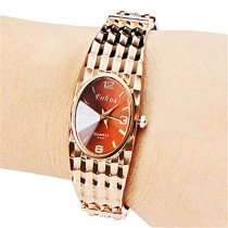 Hot Design Luxury Watch, Rhinestone Bracelet Watch Fashion Rose Gold Quartz-watch Women Wrist Watches, Clock Mujer Relogio Feminino Crystal