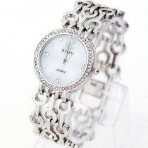 Women Bracelet Watch, Fashion Luxury Designer dress Watch, High Quality Stainless Steel Strap Quartz Wristwatch