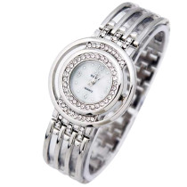 Luxurious Women's Watches, Fashion Strap Bracelet Watch, Round Dial Bracelet Table Watch Gift for Women