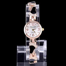New Women Quartz Watch, Hot Sale Elegant Exquisite Wristwatch, Fashion & Casual Luxury Female Round Dial Watches