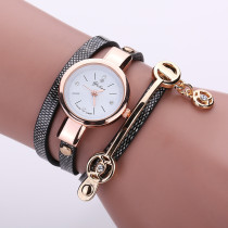 Women Metal Strap Watch, Elegant Wristwatch Multicolored Watch Bracelet and Wrist Watch, Jewelry Gifts for Women