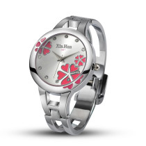 Women Watches, Stainless Steel Bracelet Bangle Quartz Watches, Fashional Gift for Women