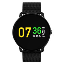 Smartch CF007 Smart Band Watches, Blood Pressure Heart Rate Monitor IP67 Waterproof Wrist Smart Watch, Bracelet for Android IOS Phone
