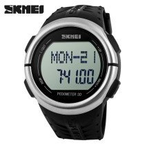 SKMEI LED Backlight Digital Watch 50M Waterproof Men Sport Wristwatches