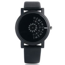 Women's Watches, Turntable Crative Brief Quartz Watch for Women, Good Quality Wristwatch