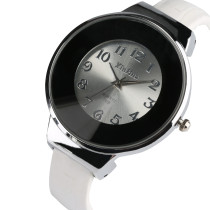 Stainless Steel Watch  for Women, Easy Buckle Watches for Girl, Fashion Color Wristwatch for Teenagers