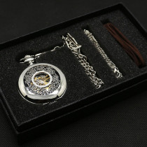 Men's Pocket Watch, Retro Hand Winding Mechanical Pocket Watch, Gift for Men