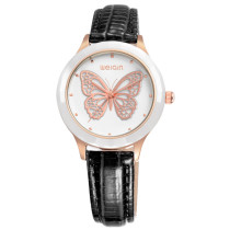 2018 Fashion Watch for Lady, Butterfly Watch for Girl, Belt Waterproof Quartz Watch for Teenagers