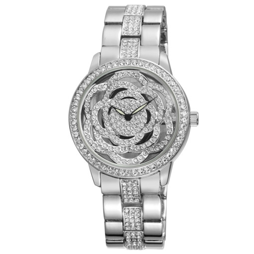 Diamond Famous Brand Elegant Dress Watch for Women, Rhinestone Watch for Girl, Quartz Watch for Teenagers