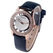 Womens Watch, Crystal Quartz Wrist Watch, Analog Love Heart Hollow Blink Watch for Women