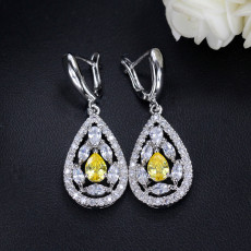 Atmospheric Earrings Wedding Dinner Earrings