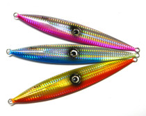 Wholesale Saltwater Metal Fishing Jig Lead Fish Lead Jigs Sea Fishing Lure Big Game FishingJig Head Lure