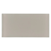 Glass Subway Tile Tan Frosted 100x200mm OB61
