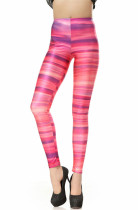 Beautiful Gradient Colors Pattern Leggings