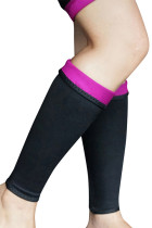 Multifunction Sports Elastic Rose Red Neoprene Calf Shaper