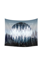 Glamorous Tree Pattern Bedroom Tapestry Wall Hangings Decor