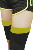 Reduce Cellulite Yellow Shaping Thigh Slimmer Kit Breathability