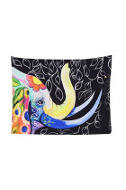 Colorful Wall Decor Elephant Tapestry Dorm Bedspread