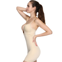 Hourglass Firm Control Body Shaper Foundation Garment Straps
