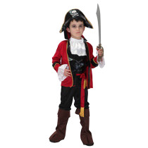 Cool Swashbuckler Halloween Little Boy Pirate Costumes