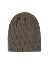 Comfortable Winter Khaki Outdoor Knitting Hats Head Cover