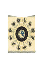Versatile Horoscopes Moon Signs Tapestries Decor Wall