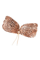 Sensual Invisible Leopard Pattern Backless Bra Strapless