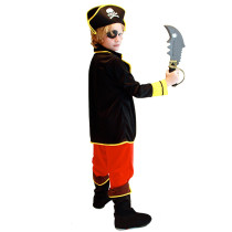 Mystic Cool Captain Halloween Boy Pirate Costume