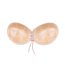 Enhancer Breast Push Silicone Nude Padded Invisible Bra