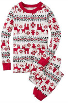 Comfort Holiday Pattern Men Matching Christmas Pajamas