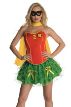 Classic Robin Corset Halloween Movie Character Costume Ideas