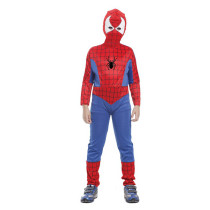 Classical Halloween Red Spiderman Children Costumes