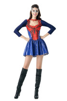 Premium Spider Girl Halloween Dress Superhero Costumes