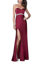 Gorgeous Sleeveless Sequined Long Formal Evening Skirts