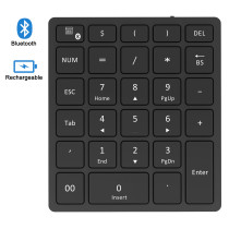 Bluetooth Numeric Keypad N066