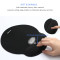 Memory Foam Mouse Pad MP001