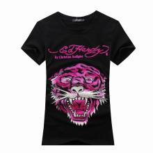 Ed Hardy short round collar T woman S-XL Jun 5-2999856