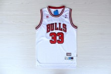 NBA Chicago Bulls-33 Pippen -04