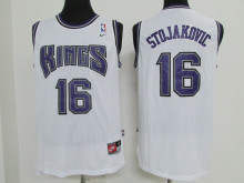 NBA Sacramento Kings-16 Stojakovic -01