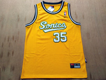 NBA Seattle Supersonics-35 Durant -01