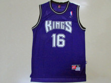 NBA Sacramento Kings-16 Stojakovic -02