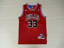 NBA Chicago Bulls-33 Pippen -02