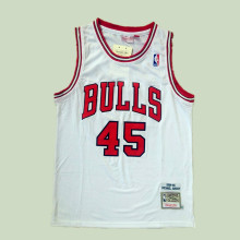 NBA Chicago Bulls-45 Jordan -01