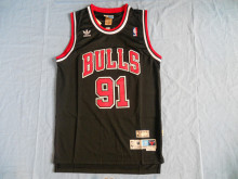 NBA Chicago Bulls-91 Rodman -01
