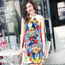 DG fashionable dress -1 S-XL Jun 21-3016034