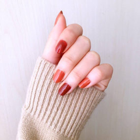 Chestnut Color Nail Gel