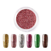NEW Sparking Sequins Powder For DIY Manicure Nail Art