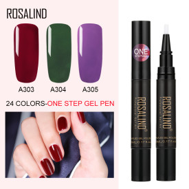 5ml 3 IN 1One Step Gel Nail Polish Pen