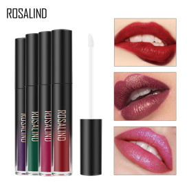 Cosmetics Lipstick Set Glitter Waterproof Lipstick Long Lasting Makeup For Women Professional Lip Stick Set